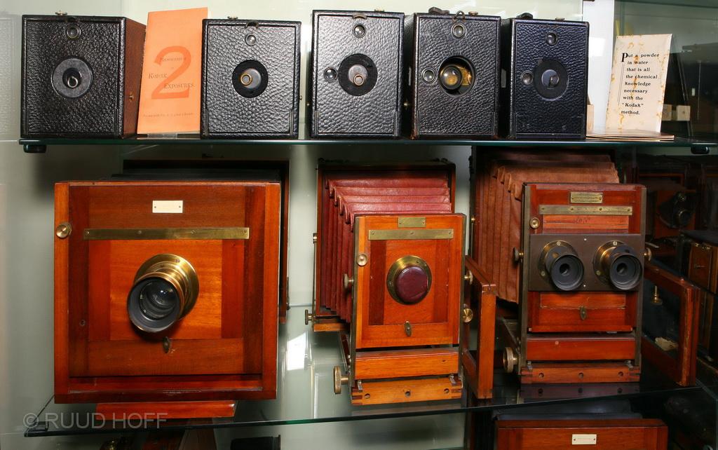 Geneese + Eastman View cameras