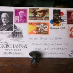 1990ies envelope from Nick Graver