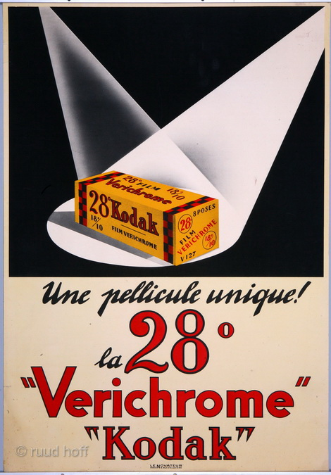 Verichrome  1933