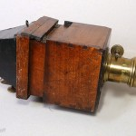 French daguereotype camera