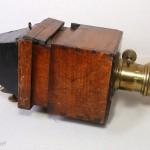 French daguereotype camera