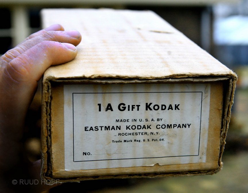 Gift Kodak , box for the box for the box