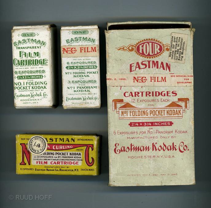 Kodak films 1900