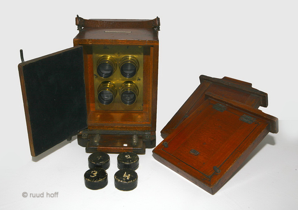 lancaster wetplate sliding box