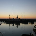 lichtschip harbour Harlingen