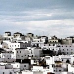witte stad  Spain